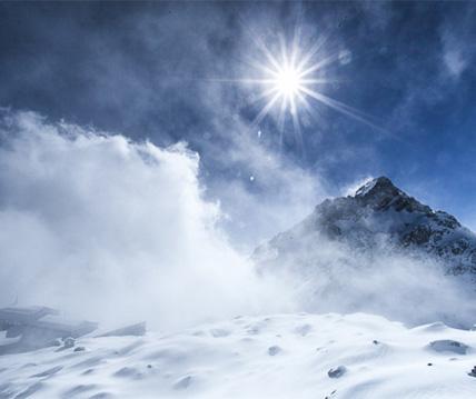 原创:玉龙雪山