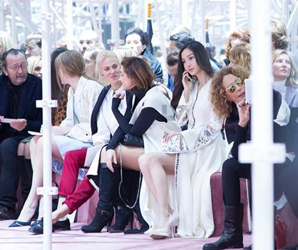 Dior2015巴黎时装周秀场
