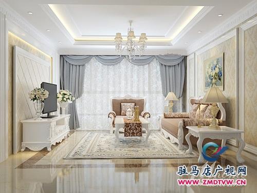 细致优雅的层次感 富丽古典欧式家装
