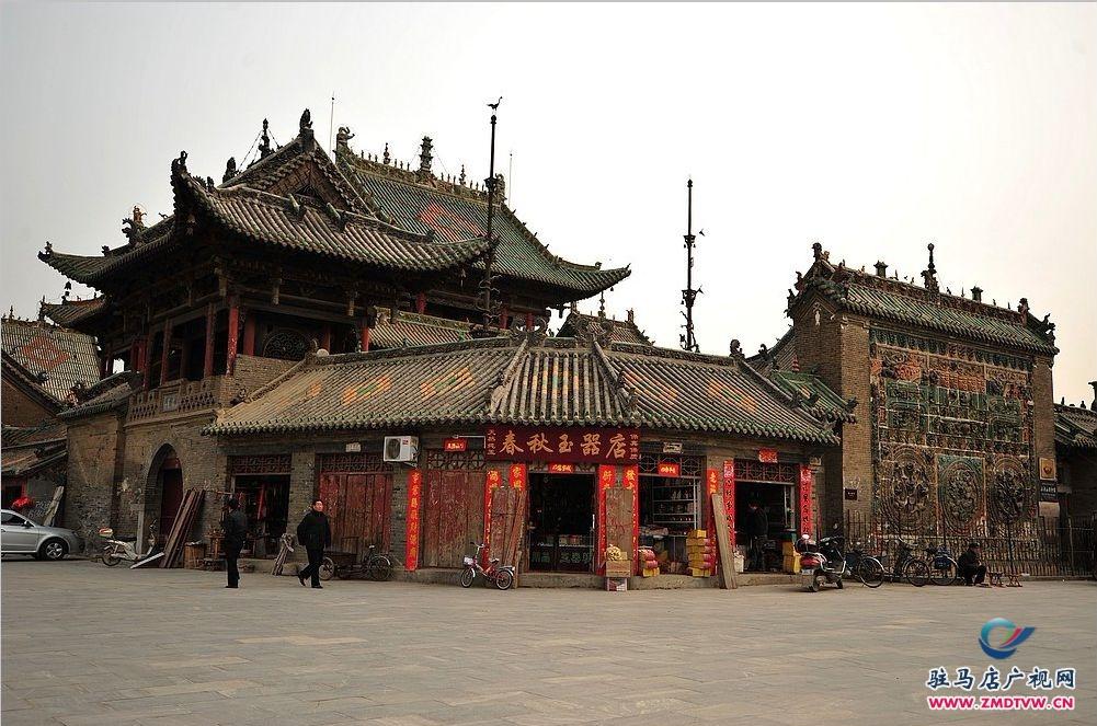 中国四大历史名镇—赊店古镇图片