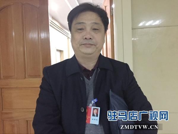 市人大代表徐泽波--驻马店广视网--驻马店广播
