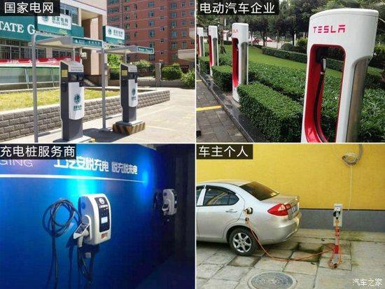 电动车充电桩为何难普及到三四线城市?