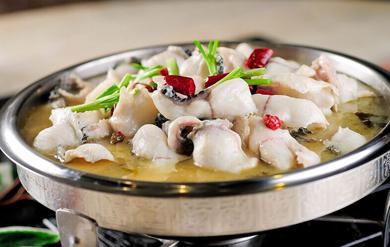 家常简易酸菜鱼火锅怎么做,酸菜鱼火锅的2种做法