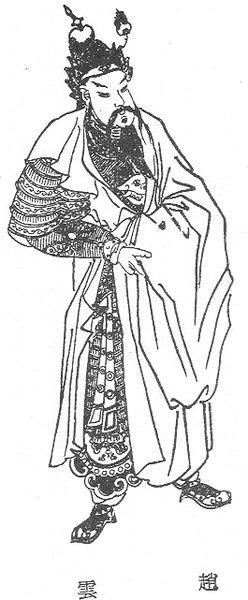 清代官服等级手绘图