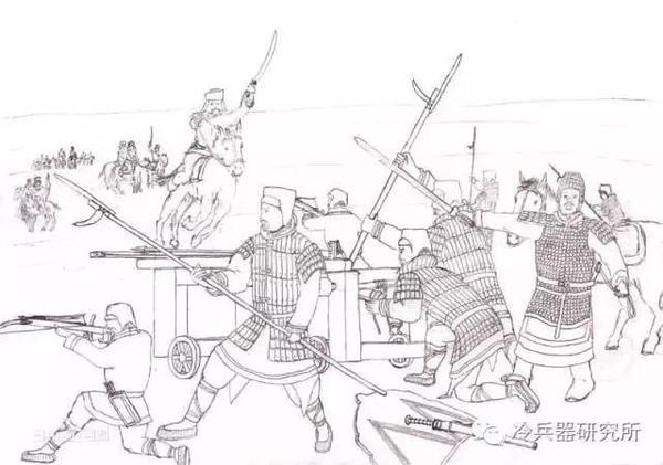 """早在先秦时期中国古人就已经习惯使用""""石""""之类的重量单位作为弓力的"""