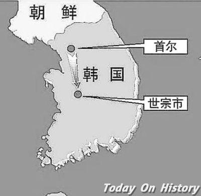 韩国青岛海洋地图