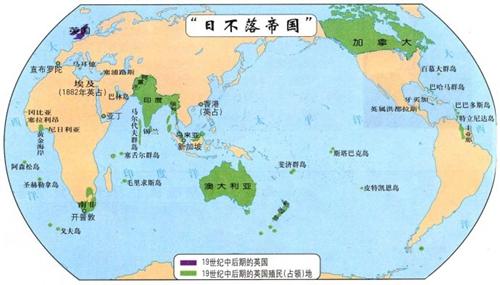 东印度群岛是我们的甘蔗