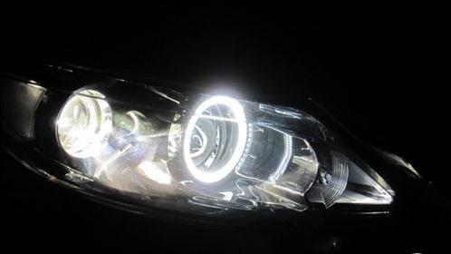 汽车氙气灯的工作原理以及如何改装