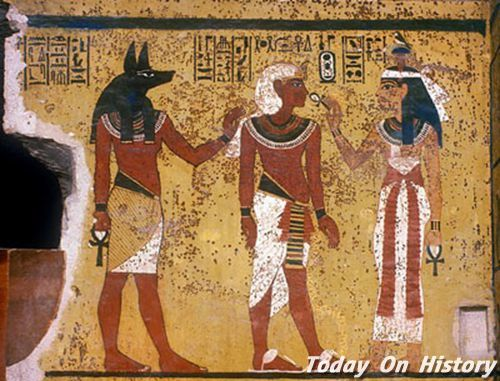 古埃及神话故事