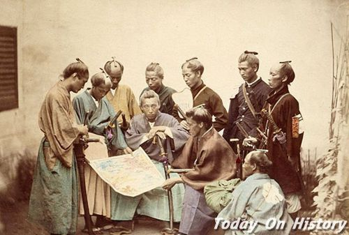 日本幕府简介 日本经历了几个幕府时代?