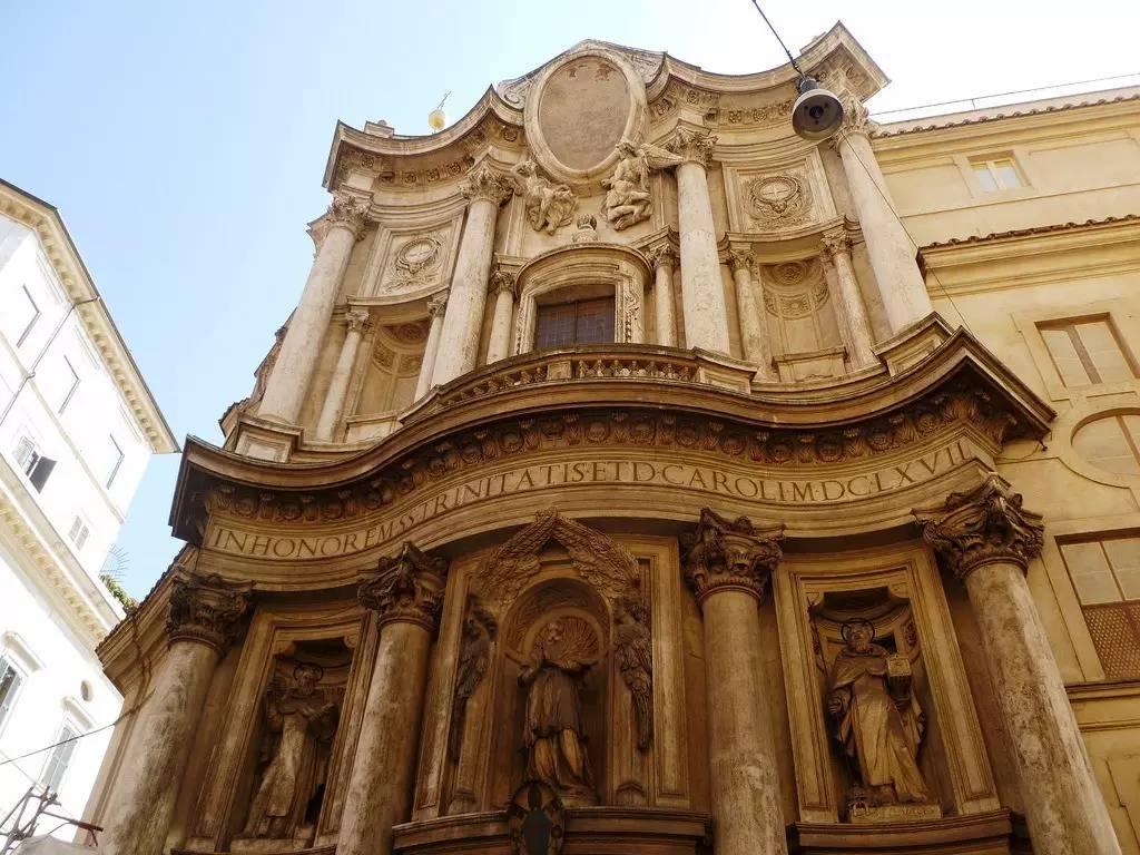 罗马式,哥特式,巴洛克式…分分钟搞清欧洲各种建筑风格!