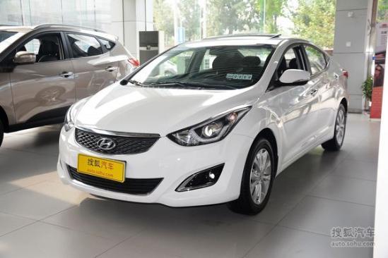 北京现代朗动降价2.2万元现车销售