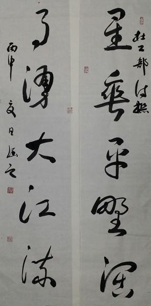 臧新义草书杜甫诗联.jpg