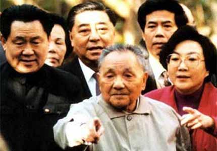 """邓小平南方谈话称若不走什么路线""""都是死路""""?"""