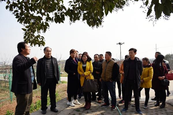 正阳县新型职业农民外出考察开眼界