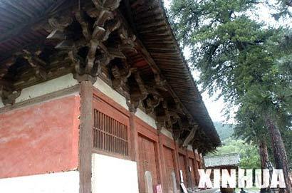 佛光寺:中国现存唐代木结构建筑典范