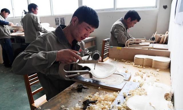 乡村发展乐器特色产业