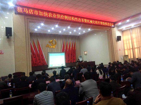 张昕:积极推进农业供给侧结构性改革