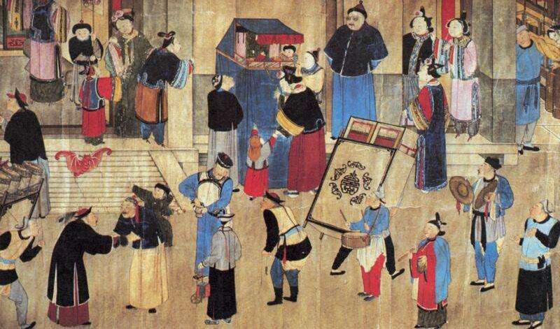 古代中国官方语言是什么?是粤语?四川话?还是河南话?