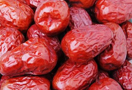 红枣的10种吃法让功效翻倍