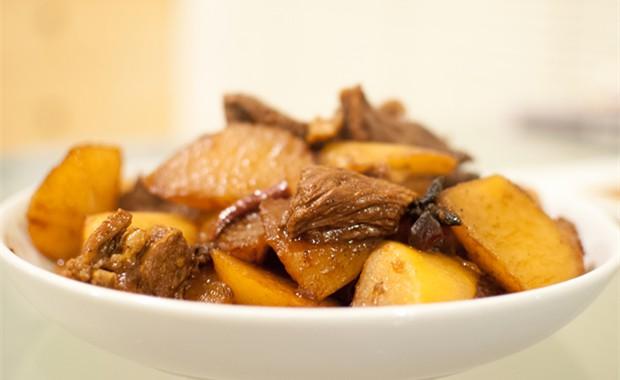 8种肉类的好搭档让营养翻倍
