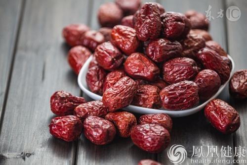 红枣有益慎防吃错 8种情况不适宜吃枣