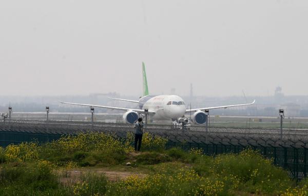 世纪的中国大飞机梦