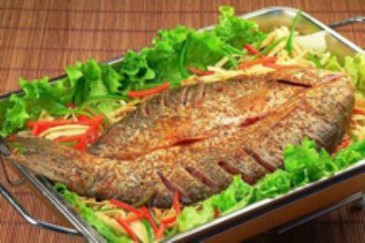 烤鱼的做法大全