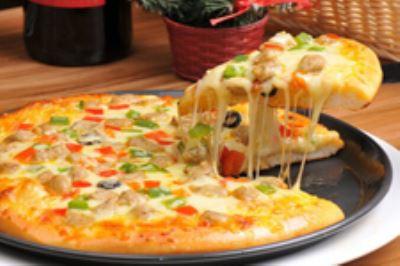 做披萨的步骤图