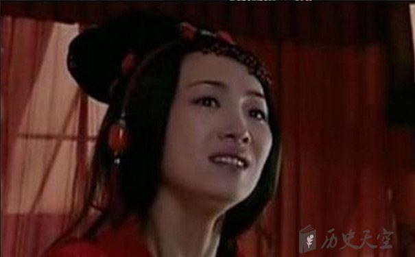 刘启的女儿扮演者
