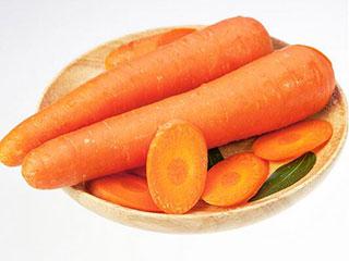 补气血的6种食物,选胡萝卜还是龙眼?