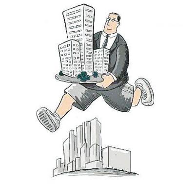 郑州限购下的投资转向 商铺成交量大幅下降