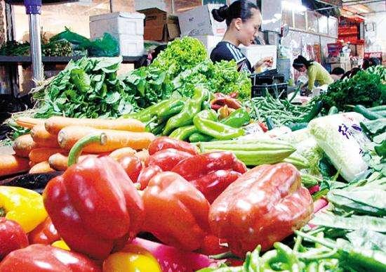 郑州上周蒜薹价格涨幅近五成 大蒜价格下降
