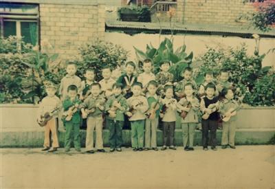 成都历史最久幼儿园征集老照片:盼大家回来看看