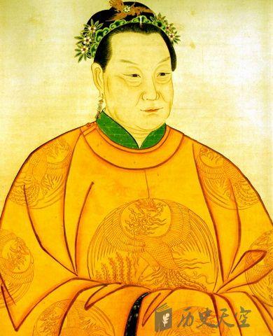 马皇后靠1双大脚把受伤朱元璋背出战场