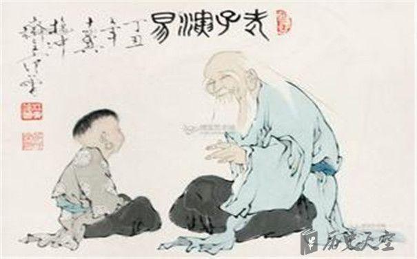 老子号什么 孔子问礼于老子的故事是怎样的