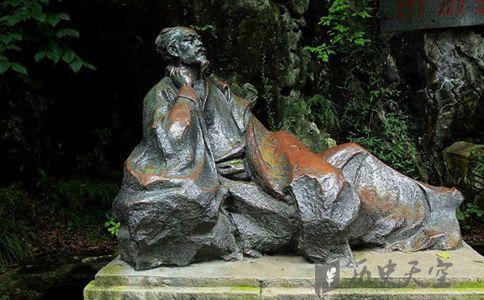 公元1098年,苏东坡从海南岛北归途径雷州时,和弟子秦观相见了.