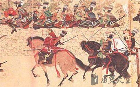 元朝和日本在抗日戰爭中派出什么樣的陣容?
