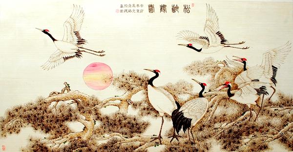 驻马店非物质文化遗产传承人:吴文彦和他的烙画艺术