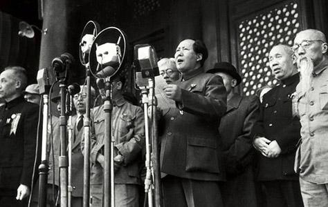 """揭秘:1949年开国大典的""""开国第一宴""""吃了什么?"""