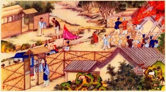中国传统的睡卧礼仪:不同人睡不同的床 各有寓意