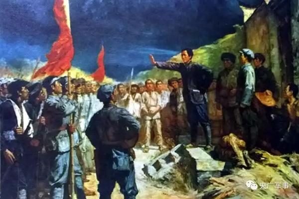 三湾改编之后,毛泽东在上井冈山的时候,军队从此之后不能再发饷了