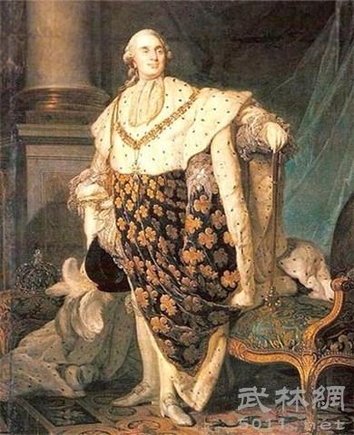 路易十六图片