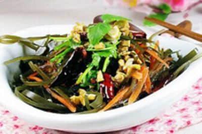 干海带要泡多久,干海带怎么处理,干海带怎么泡,干海带怎么做好吃