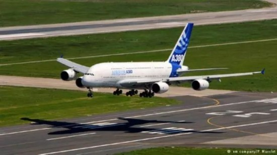 世界最大客机十年销售惨淡 原定1200架订单只卖出317架