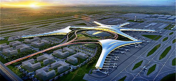 核心提示:青岛胶东国际机场位于青岛市所辖的胶州市中心东北11公里处,距青岛市中心约39公里。该机场2015年开建,预计在2019年竣工验收。  青岛胶东国际机场效果图 【资料图】 新华社青岛11月5日电(记者 齐中熙)由中建一局一公司负责履约的青岛胶东国际机场综合交通中心高铁、地铁隧道工程即将全面封顶。