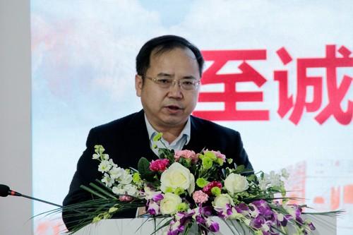 3吉林大学党委宣传部部长、长江学者韩喜平致辞