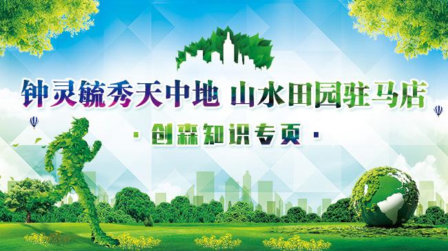 驻马店创建国家森林城市知识集锦