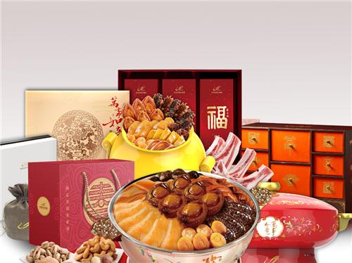 以食为礼 碧桂园凤凰酒店呈现全新贺年礼品