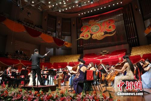 指挥大师吕嘉、国家大剧院管弦乐团